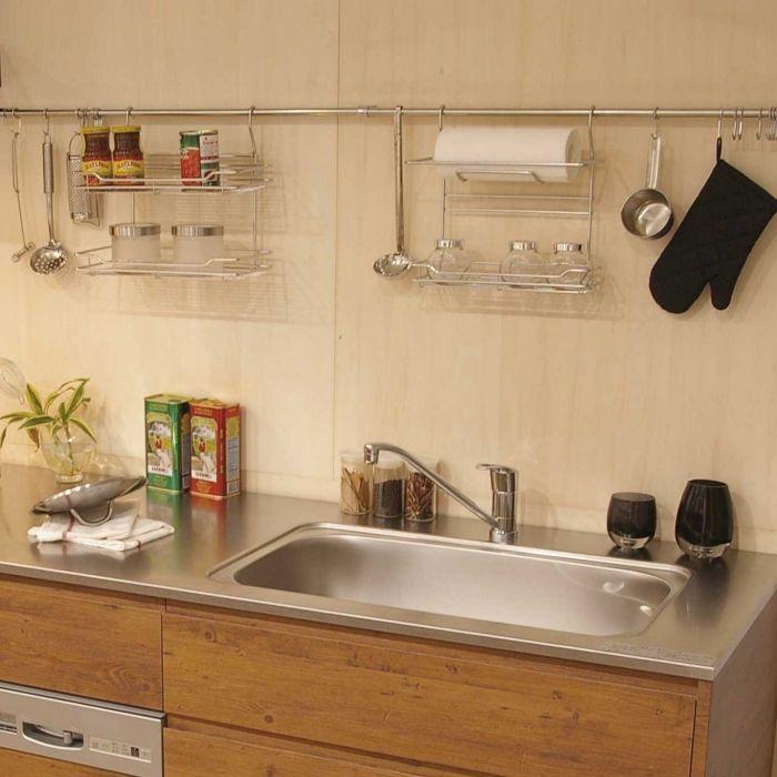 ekreaキッチンハンガーレール   キッチンパーツ・建築部材の見積・購入 ekreaParts [ エクレアパーツ ]