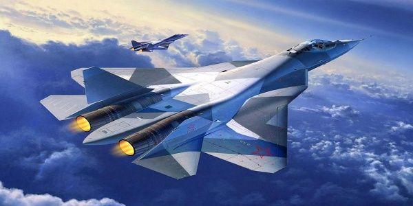 Χορεύει στον αέρα: Εξωδιαστημική μαγεία Τ-50 PAK FA σβήνει F-22 Raptor | Βίντεο