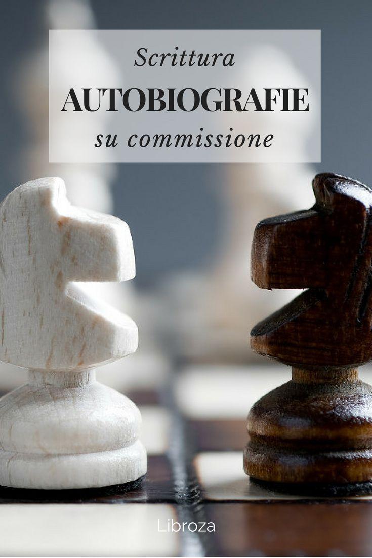 Servizio di scrittura autobiografie su commissione - Libroza.com