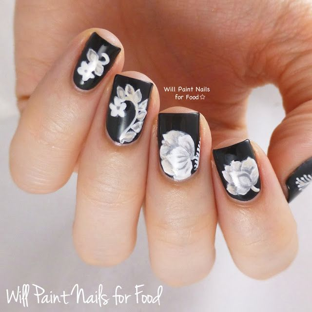15 best Our Nail Art images on Pinterest | Christmas nails, Food ...