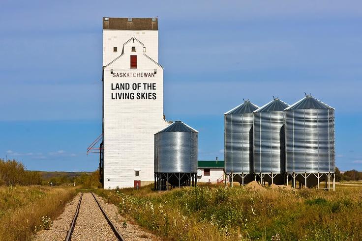 saskatchewan prairies