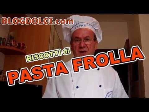 La ricetta dei biscotti decorati di pasta frolla - sponge cookies - UNA RICETTA DAL PASSATO - YouTube