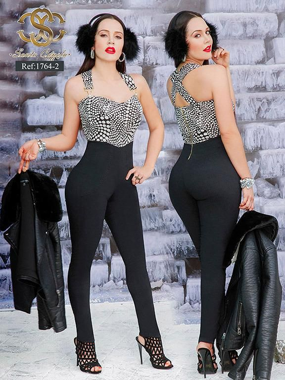 Jumpsuit Santa Canela | Jumpsuit, Fashion outfits, Clothes ...