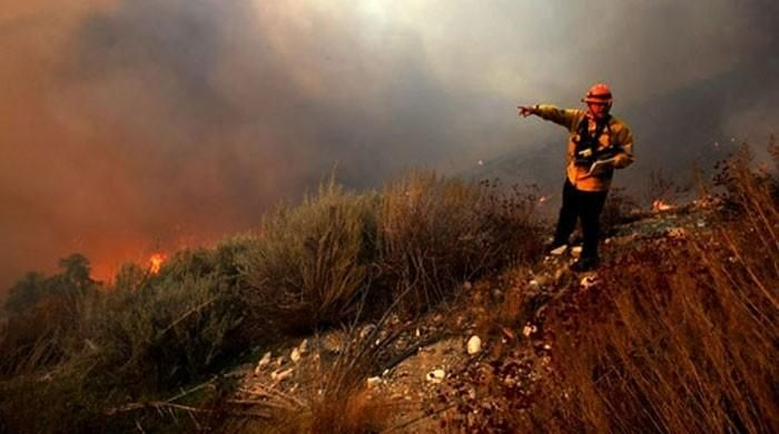 Tens Of Thousands Evacuated As Wildfires Rage In California Wine Country California California San Bernardino County