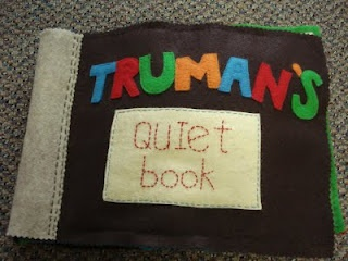 This is a great list of quiet books out there, plus a good list of templates