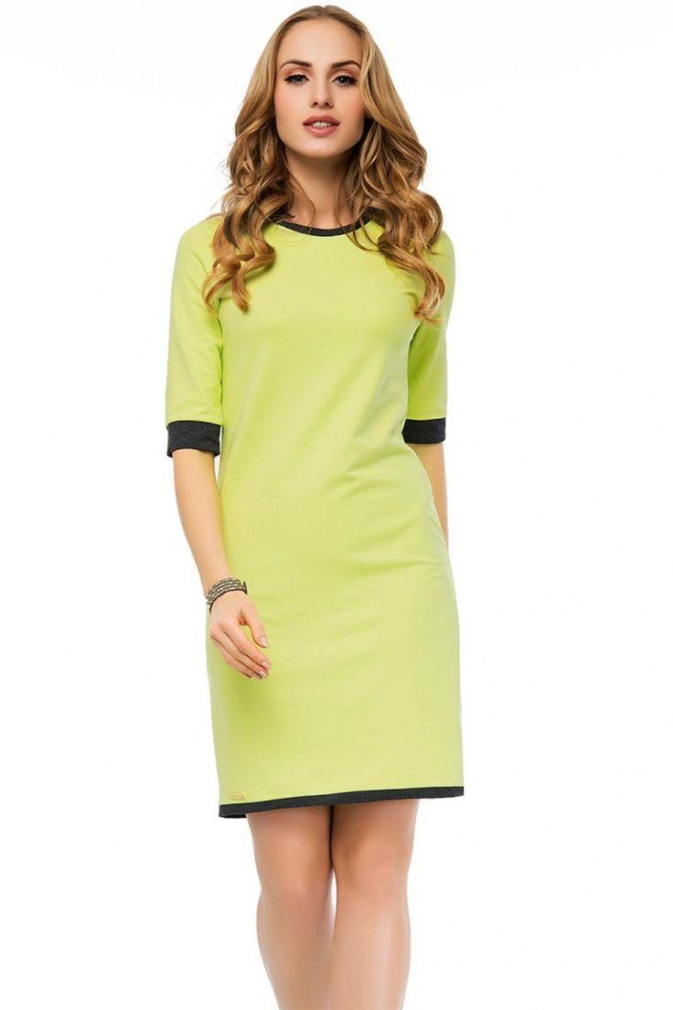 Cute lime dress
