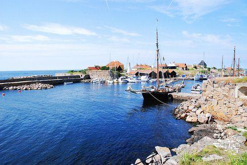 Christiansø Havn #christiansoe #havn #hafen #erbseninseln #ostsee #daenemark #denmark