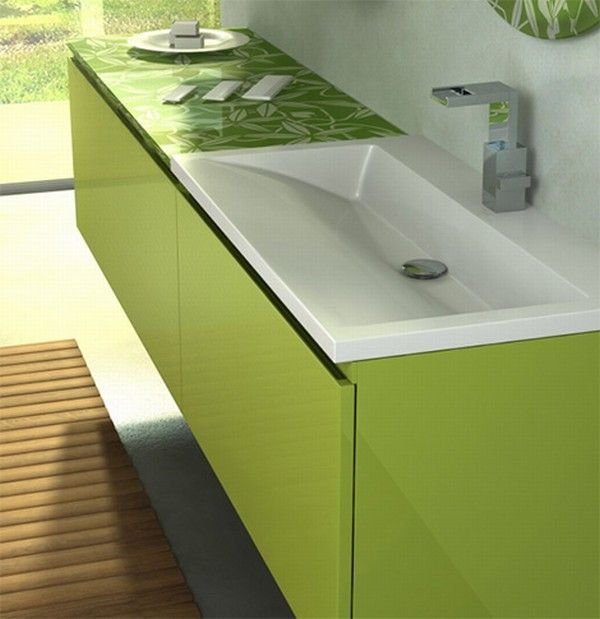 218 Best Green - Bathroom.. Images On Pinterest