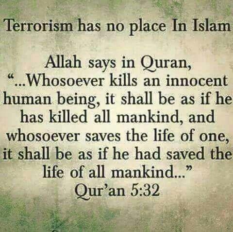 Islam has been hijacked by terrorists essay