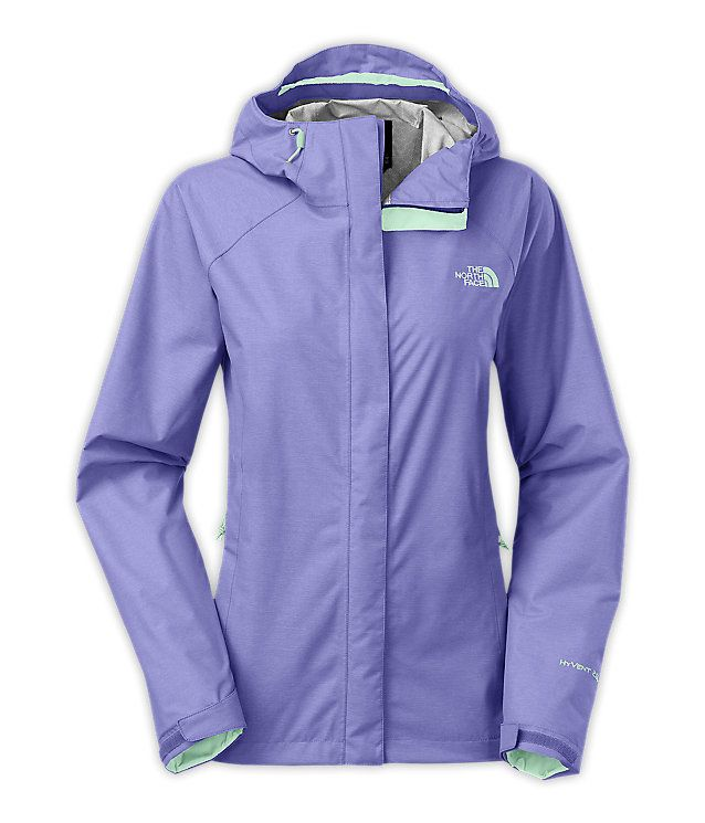 I really like this jacket- BUT in the surf green color, not the purple. The surf green is adorable!