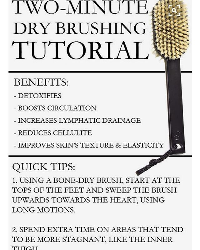 Don't forget to Dry Brush!!! 👉🏾👉🏾👉🏾👉🏾👉🏾👉🏾👉🏾👉🏾👉🏾💯 . . . #kmilan #kmilanbeauty #drybrushing #rva #beauty #naturalbeauty #natural #health #love #skincare #skin #mompreneur #body Natural Beauty from BEAUT.E