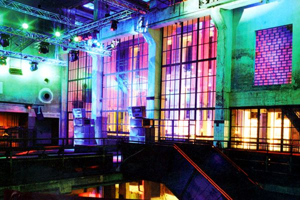 Berghain/Panorama Bar in Berlin (plus a list of other nightlife spots)
