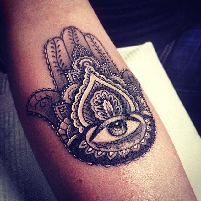 mano di fatima tattoo piccolo - Cerca con Google