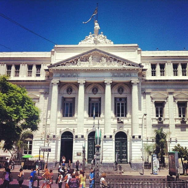 University of Buenos Aires, the Faculty of Economics. Blogginlägg - Vagabond