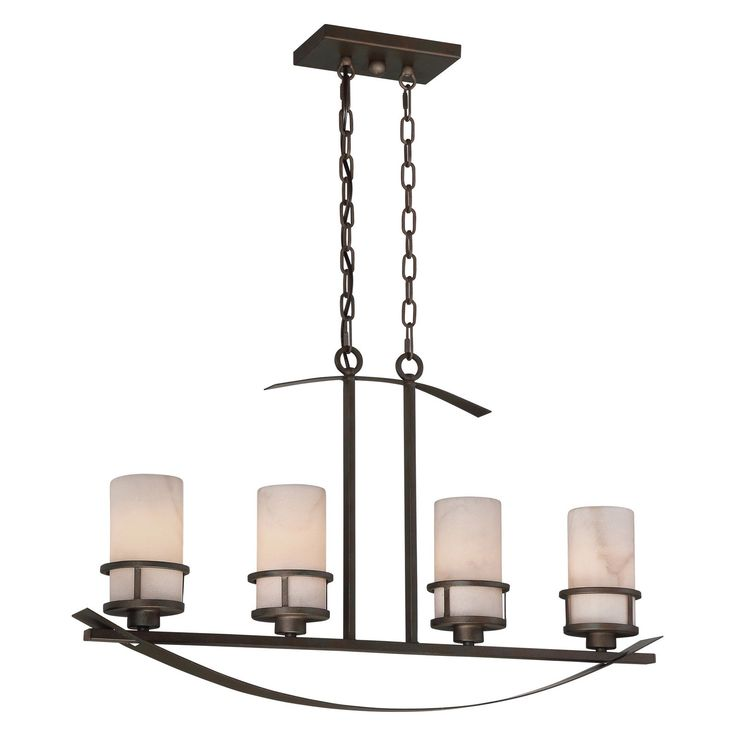 Quoizel Kyle Ky433in Linear Chandelier The Is Truly A Work