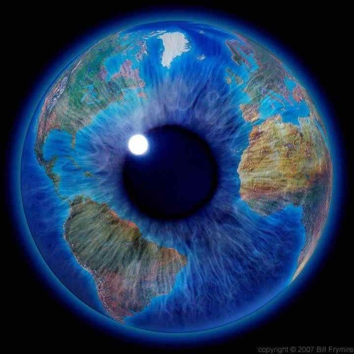 Mother Earth Is Watching!