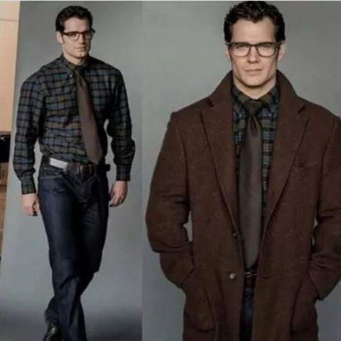 Clark Kent!  @HenryCavill #HenryCavill #Superman #Henry #Cavill #TeamCavill