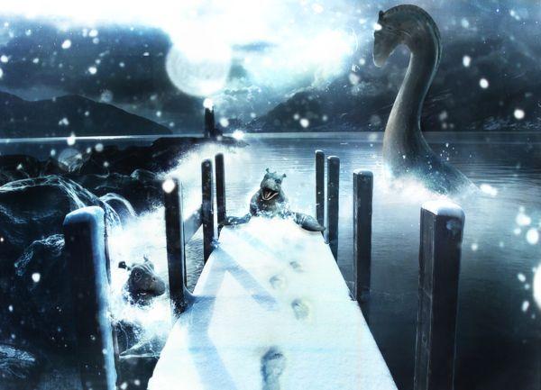 The Waterhorse by Jev-90