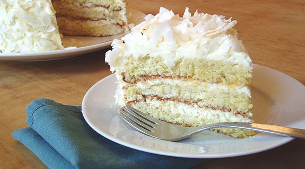 Gluten free coconut cake, with 35 excellent reviews. I can't wait to try this!!!!