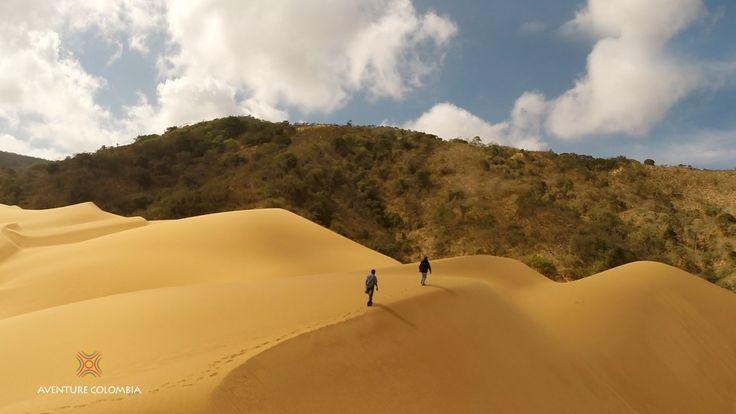 La #Guajira Punta Gallinas Cabo la Vela Parque Macuira #Colombia - Como Viajar que visitar ? Aventure Colombia More information on our packages at : http://ift.tt/1iqhKT8