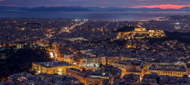 Athens, A little bit of history