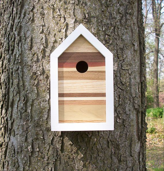 17 best ideas about birdhouse designs on pinterest for Types of birdhouses