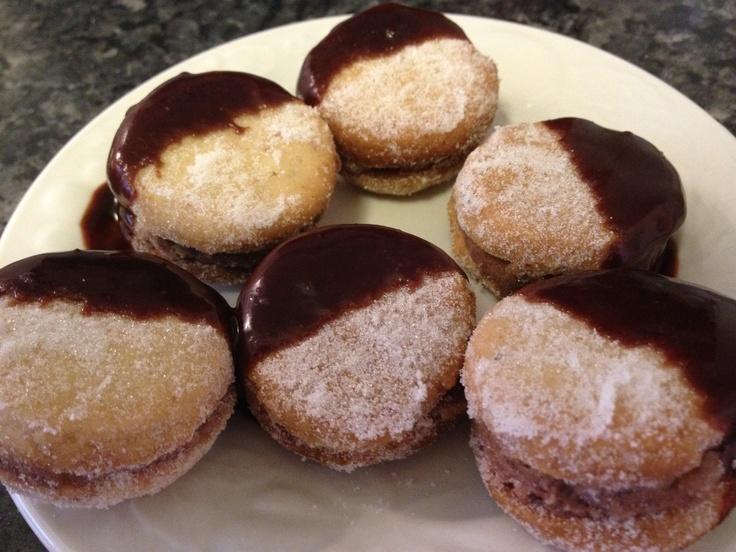 Choc & Walnut Biscuits (Posni Isleri)