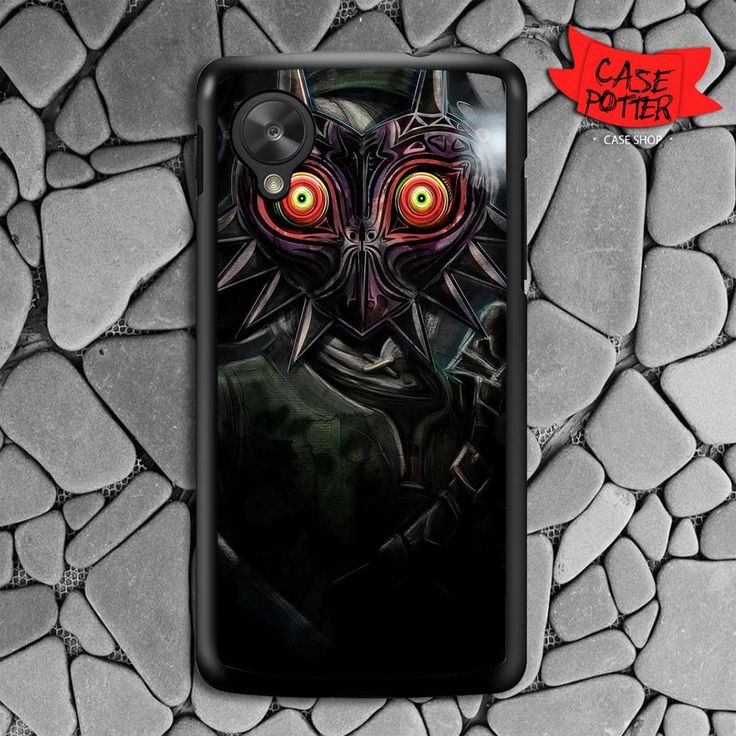 Popular Item Majora Mask Nexus 5 Black Case
