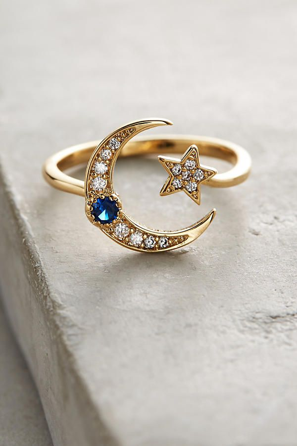 Slide View: 2: Montana Moon Ring- Tap the link now to see our super collection of accessories made just for you!