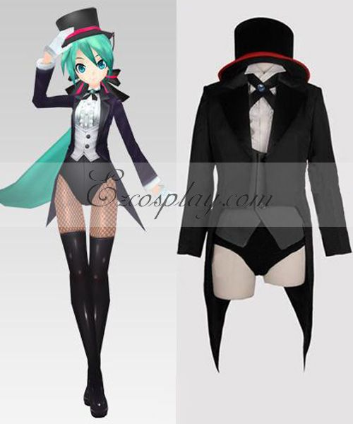 Vocaloid 2 Project Diva Miku Magician swallowtail Cosplay Costume #Everyone Can Cosplay! Cosplay costumes #Anime Cosplay Accessories #Cosplay Wigs #Anime Cosplay masks #Anime Cosplay makeup #Sexy costumes #Cosplay Costumes for Sale #Cosplay Costume Stores #Naruto Cosplay Costume #Final Fantasy Cosplay #buy cosplay #video game costumes #naruto costumes #halloween costumes #bleach costumes #anime