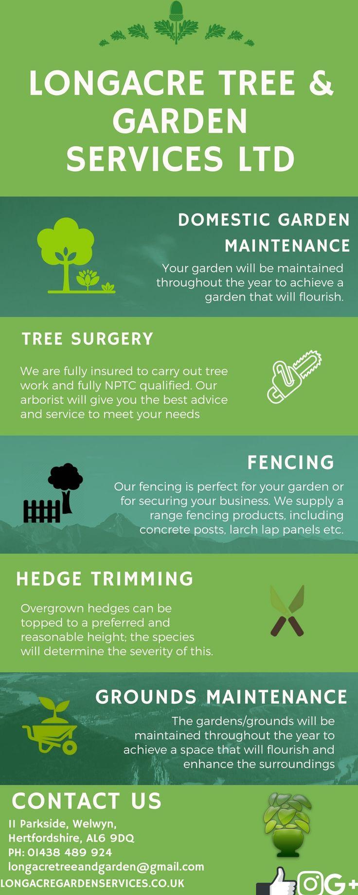 The best tree surgeon and Garden Maintenance service in Hertfordshire