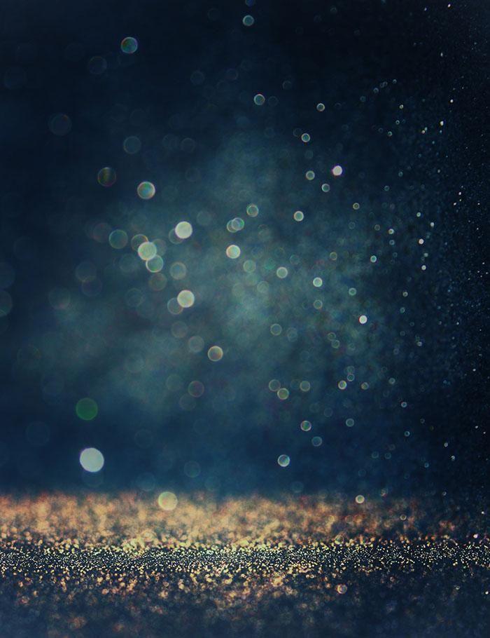 Bokeh Dark Blue Background With Gold Sparkle Photography Backdrop J 0507 Dark Blue Background Blue Backgrounds Sparkles Background
