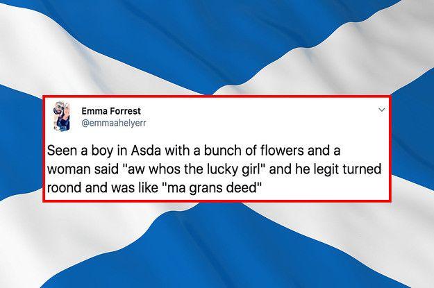 19 Times Scottish Twitter Was The Best Twitter Buzzfeed In 2020 Scottish Twitter Scottish Carrie Underwood Leg Workout