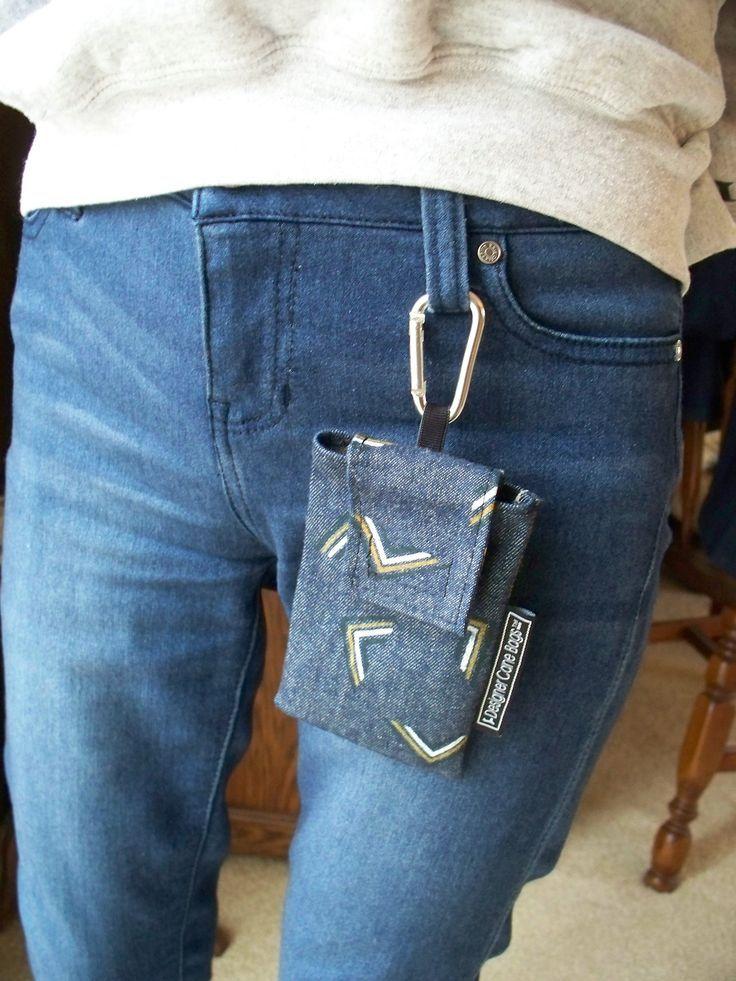 quality design 1aabb efcbf Belt Loop Cellphone holder | DIY & Crafts | Cell phone holder, Phone ...