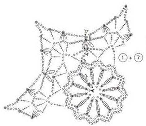 Znalezione obrazy dla zapytania wzory na szydelku na bombki