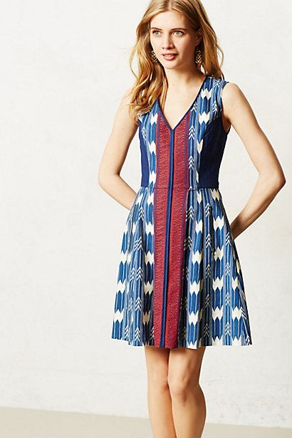 Seriously saving for this. Anthro, you're my downfall....Emaline Dress #anthropologie