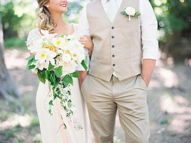 Жаркое лето: 95 стильных идей для жениха, жених и невеста - The-wedding.ru