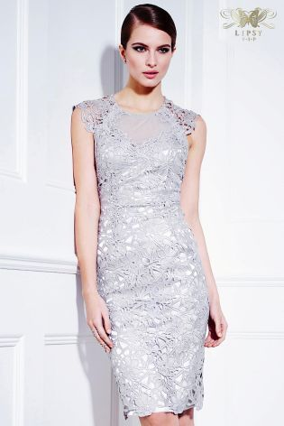 0588dd9baea Buy Lipsy VIP All Over Lace Mesh Bodycon Dress online today at Next   Malaysia