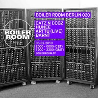 april 2013 Hunee 60 Min Boiler Room Berlin Mix