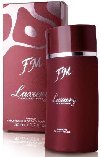 FM 198 is a Wood Fragrance with Patchouli Notes. - Pretty extraordinary composition of amber, white...