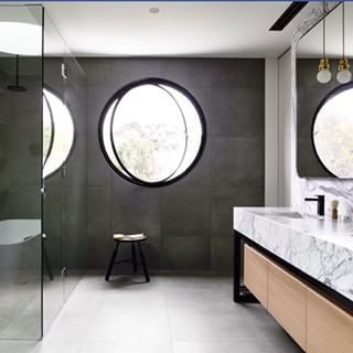 17 best images about bathroom textured style on pinterest for Bathroom ideas instagram