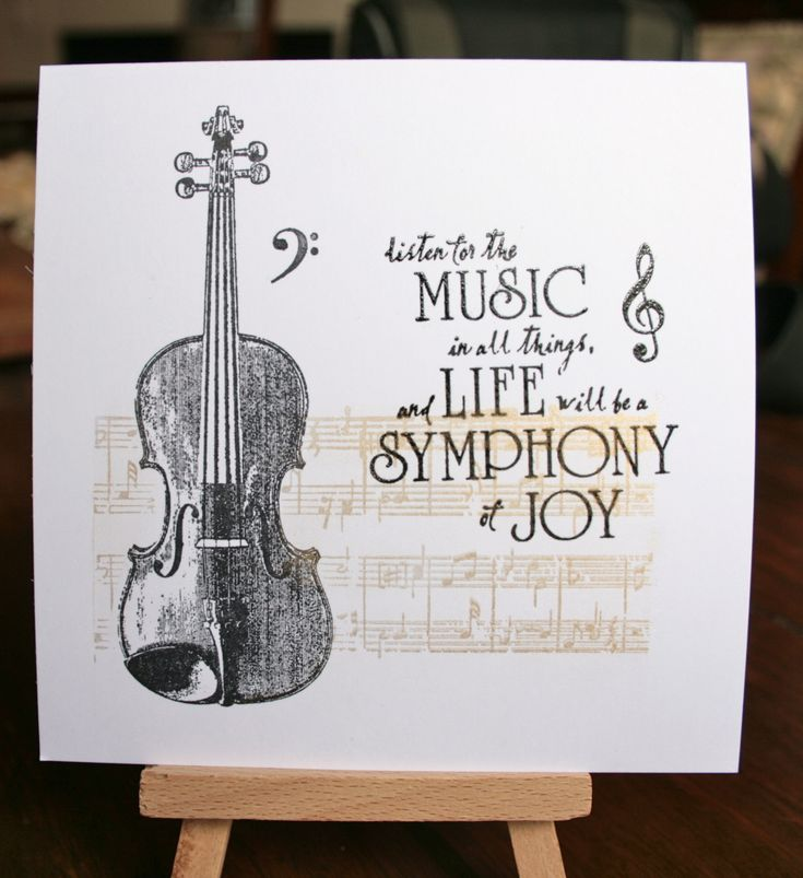 171 best Music Cards images – Birthday Cards Musical