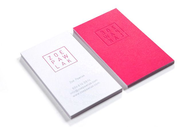Business Cards Design Inspiration #009