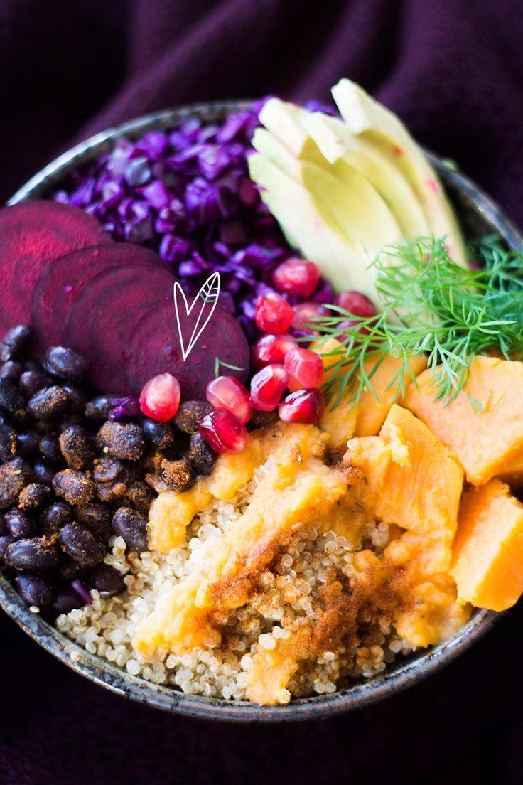 In een buddha bowl worden naar verluidt de principes van Chinese en Japanse geneeswijze gecombineerd. Een bowl vol met goodies, dus!