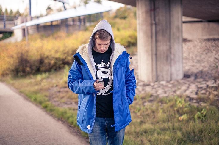 Miro Aaltonen on Bluesin 19-vuotias hyökkääjä.