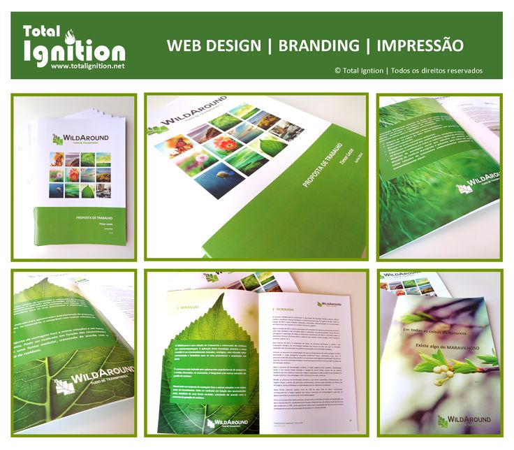 Catalogue Design Board by Total Ignition www.totalignition.net  #catalogue #corporate presentation