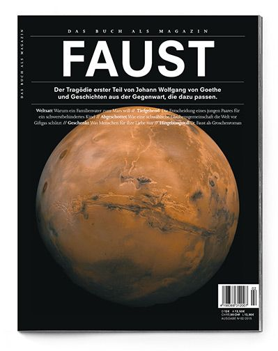 Fabulous Cover Faust