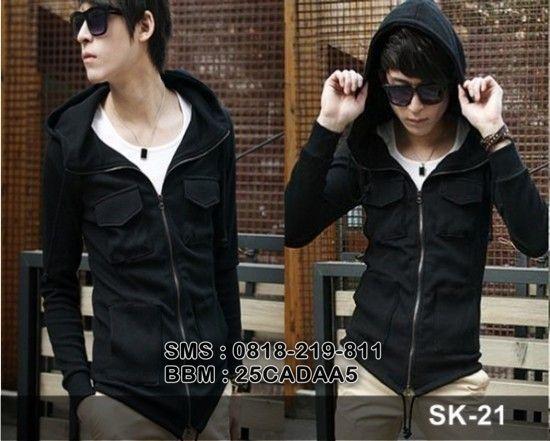 Jaket Sweater Korea KODE : SK-21  Untuk Pemesanan hubungi (Customer Service) Denfashion.com HP : 0818 219 811 PIN BB : 25CADAA5  FORMAT PEMESANAN                  Nama Lengkap :                 Alamat Lengkap :                 HP : (wajib diisi)                 Nama Produk :                 Ukuran :                 Jumlah :  KIRIM KE : CUSTOMER SERVICES HP : 0818 219 811 PIN BB : 25CADAA5