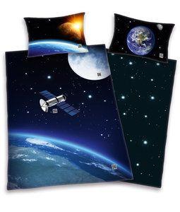 Ruimtevaart dekbedovertrek Space