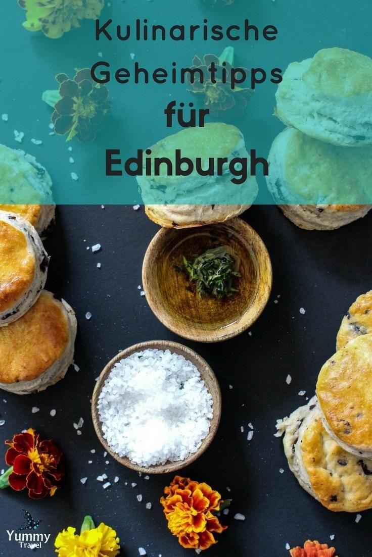 Restaurant Tipps Edinburgh – Das beste Essen